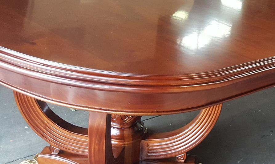 polish your furniture